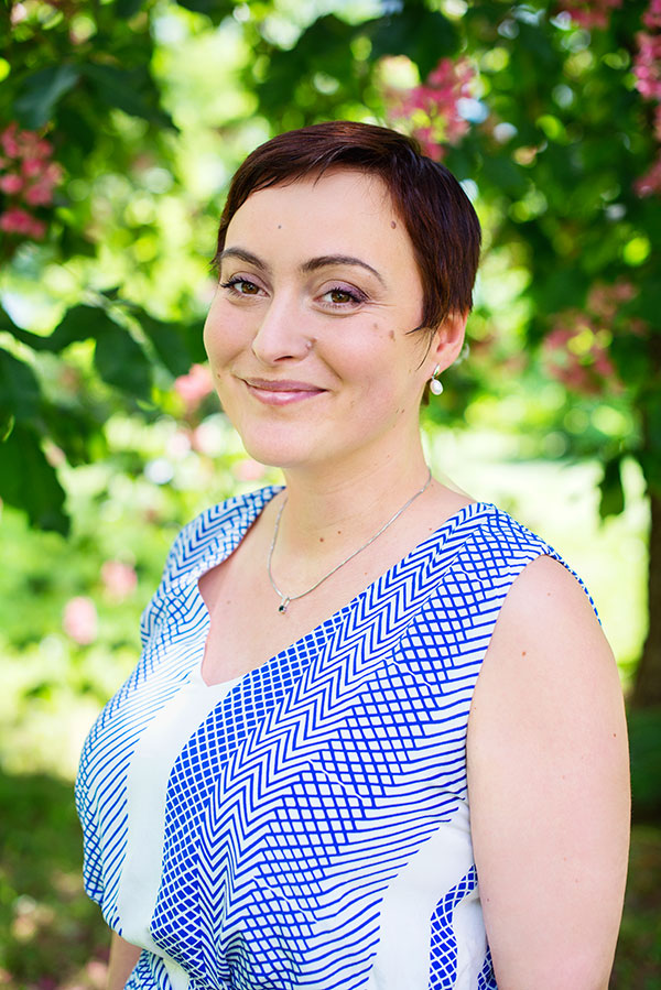 Mgr. Xenie Uholyeva, Ph.D.